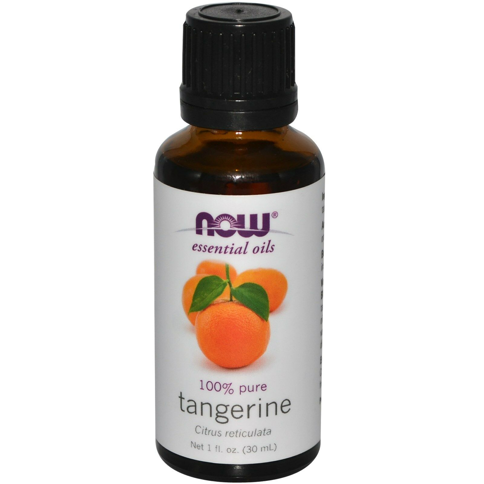 NOW Foods 1 oz Essential Oils and Blend Oils - FREE SHIPPING! Tangerine