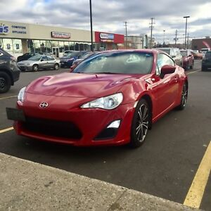 2013 Scion FRS w/ TRD Intake/Exhaust