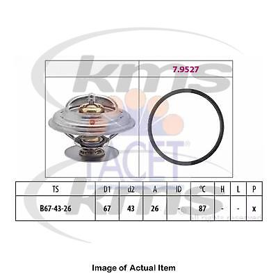 New Genuine FACET Antifreeze Coolant Thermostat  7.8385 Top Quality