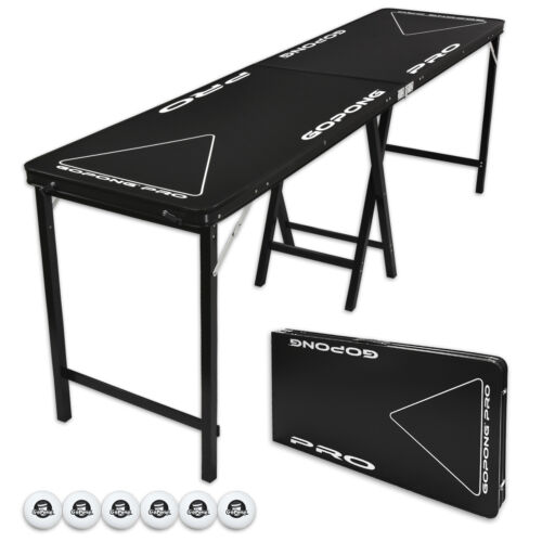 Flip Cup & Beer Pong Party Table!  8 Foot ***PROFESSIONAL GRADE! PRO SERIES***