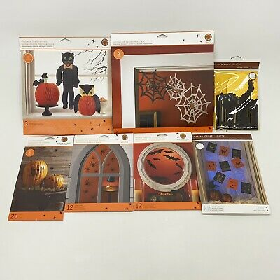 ewart Halloween Holiday Party Decorations & Invitations NEW (Martha Stewart Halloween-party)