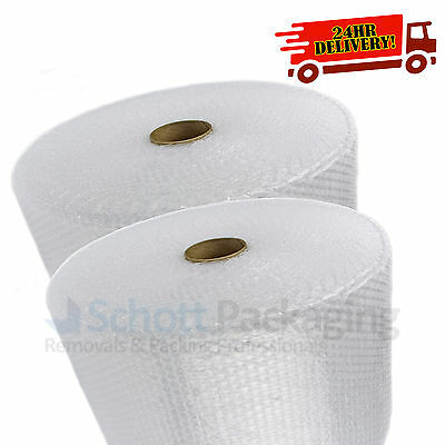 500mm x 100m Roll of Quality CUSHION SMALL BUBBLE WRAP