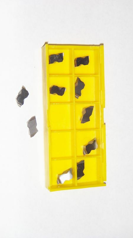 NEW 10PCS NG 2047R C2 CARBIDE INSERTS