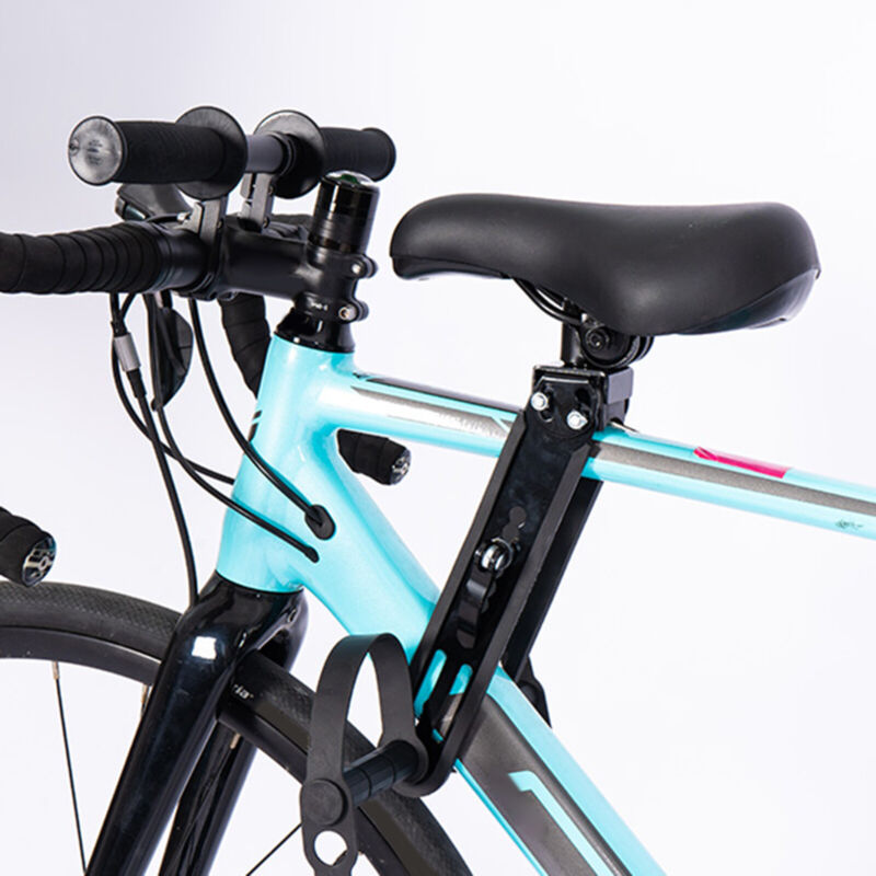 Bike Kids Seat Mountain  MTB Bicycle Age 2-5 Child Saddle Front Comfortable
