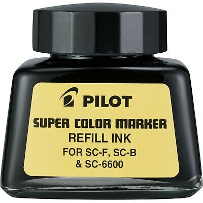 Pilot Sc-rf Refill Ink For Super Color Permanent Markers Choose Color