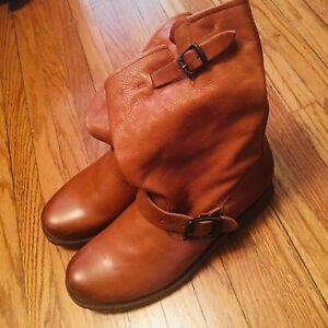 Frye Leather Boots - Size 7.5