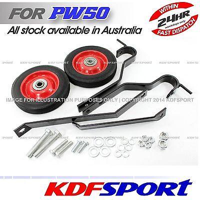 KDF Training Wheels For Yamaha PW50 PW PY50