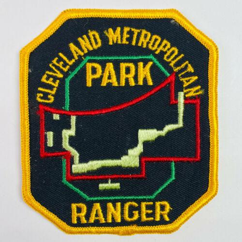 Cleveland Metropolitan Park Ranger Ohio OH Police Patch (B3)