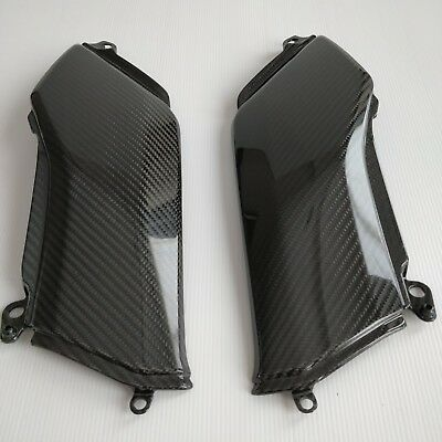 Kawasaki Z900 Carbon Fiber Knee Grip Covers Tank Side Covers for sale  Shipping to Canada