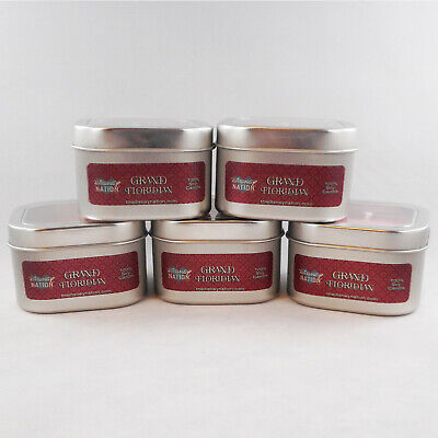 Grand Floridian Lobby  Soy Candle Disney Scents -
