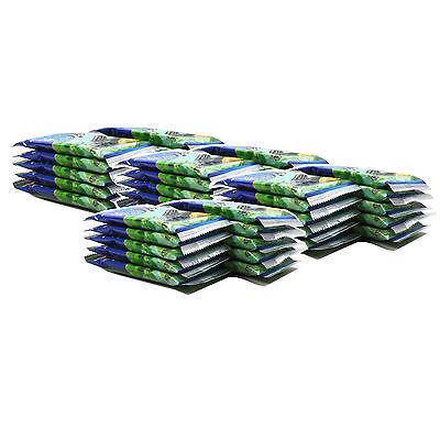 KOREAN Roasted Olive Greentea Laver, 40 PACKS Seaweed SUSHI Nori, Gimbab, Snack