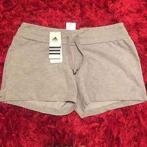 Grey Adidas cotton shorts   Medium Belmont Belmont Area Preview
