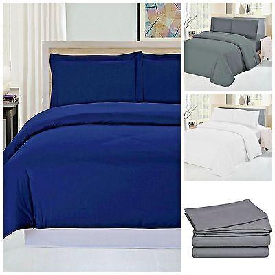 Cheap Bedding Sets Queen King Size Duvet Cover Home Goods Bedding 3 Piece New ()