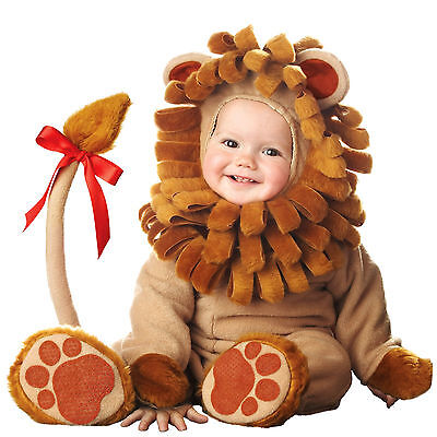 Lil' Lion Toddler Halloween Costume size 18 Months-2T
