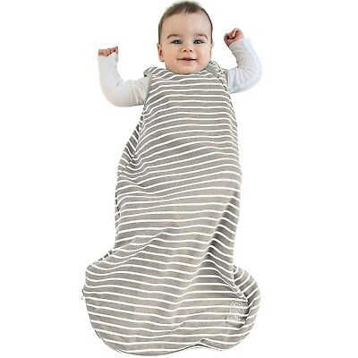 Woolino 4 Season Basic Merino Wool Baby Sleep Bag Infant Sleeping Sack 0-3 years