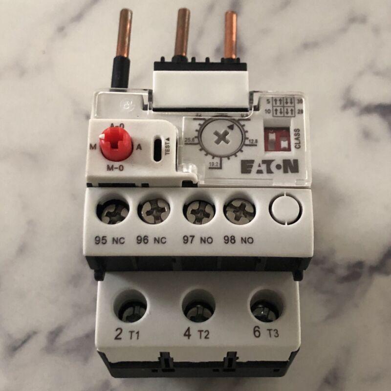 Eaton Electronic Overload Relay 6.4-32 Amps C396A2A032SELXC XT Frame NEW NIB