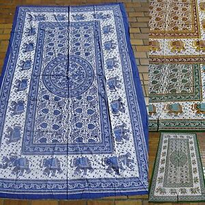 Tagesdecke wandbehang indien inde couvre lit tuch goa deko for Tagesdecke paisley