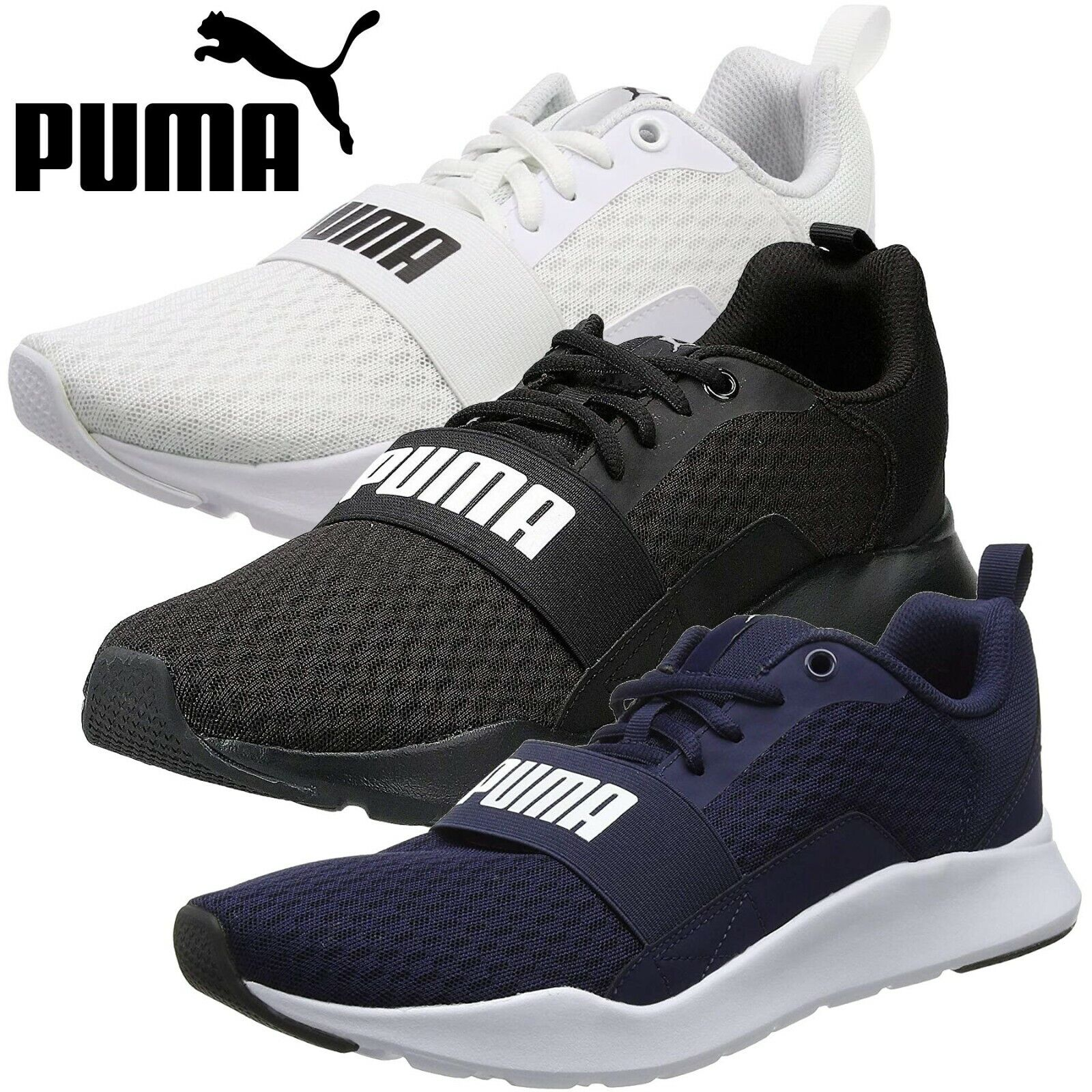PUMA Wired Unisex Running Shoes Men's