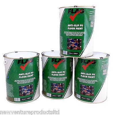 Anti Slip Polyurethane Floor Paint Tough Paint Suitable