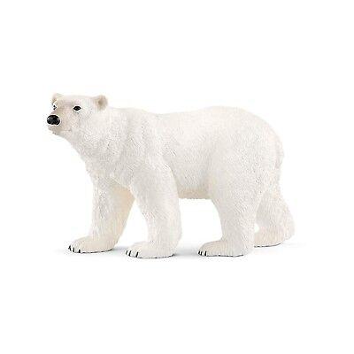 Schleich Polar Bear Animal Figure NEW IN STOCK (Schleich Bear)