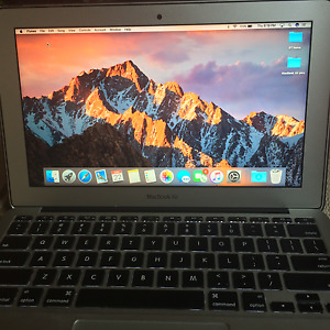 "MacBook Air ""Core i5"" 1.3 11"" (Mid-2013)"