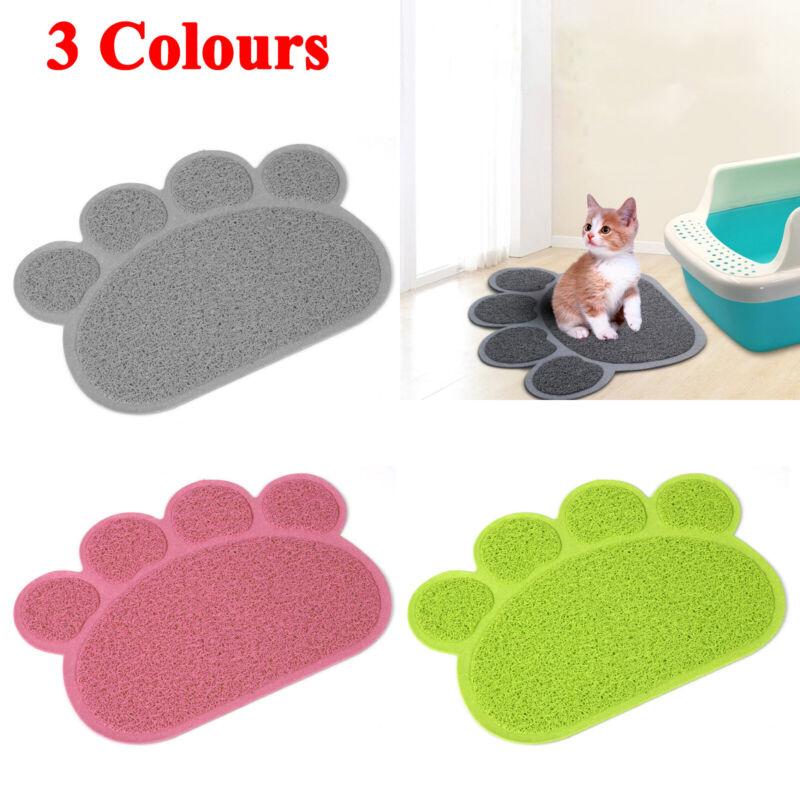 Katzen Toilette Vorlegematte Vorleger Farbwahl Katzenklo Matte Katzenstreu