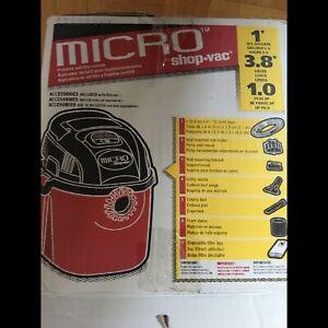 Micro Shop Vac