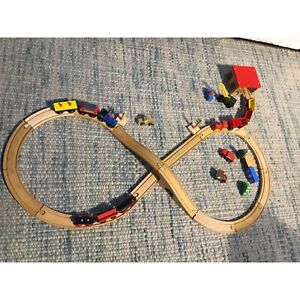 Brio wooden trains and track Carss Park Kogarah Area Preview