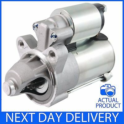 FITS FORD TRANSIT CONNECT 1.8 DI/TDCi DIESEL 2002-2013 NEW STARTER MOTOR