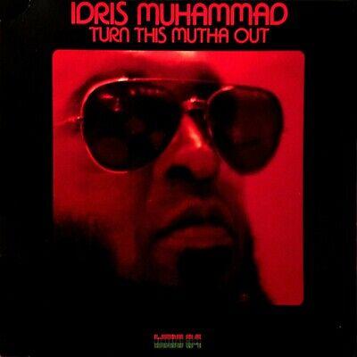 IDRIS MUHAMMAD Turn This Mutha Out KUDU RECORDS Sealed Vinyl Record (Idris Muhammad Turn This Mutha Out Vinyl)