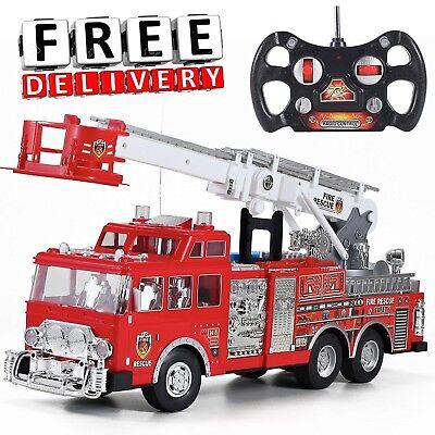 Fire Truck Remote Control 20