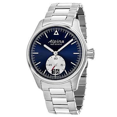 Alpina Men's Startime Pilot Stainless Steel Swiss Quartz Watch AL280NS4S6B