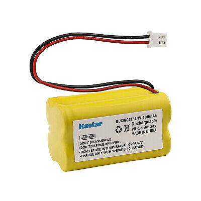 Kastar Bl93nc487 Ni-cd Battery Pack Replacement For Emergency Exit Light