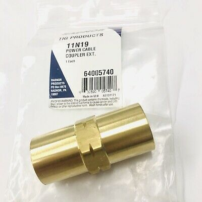 Radnor Model 11n19 Power Cable Coupler Ext