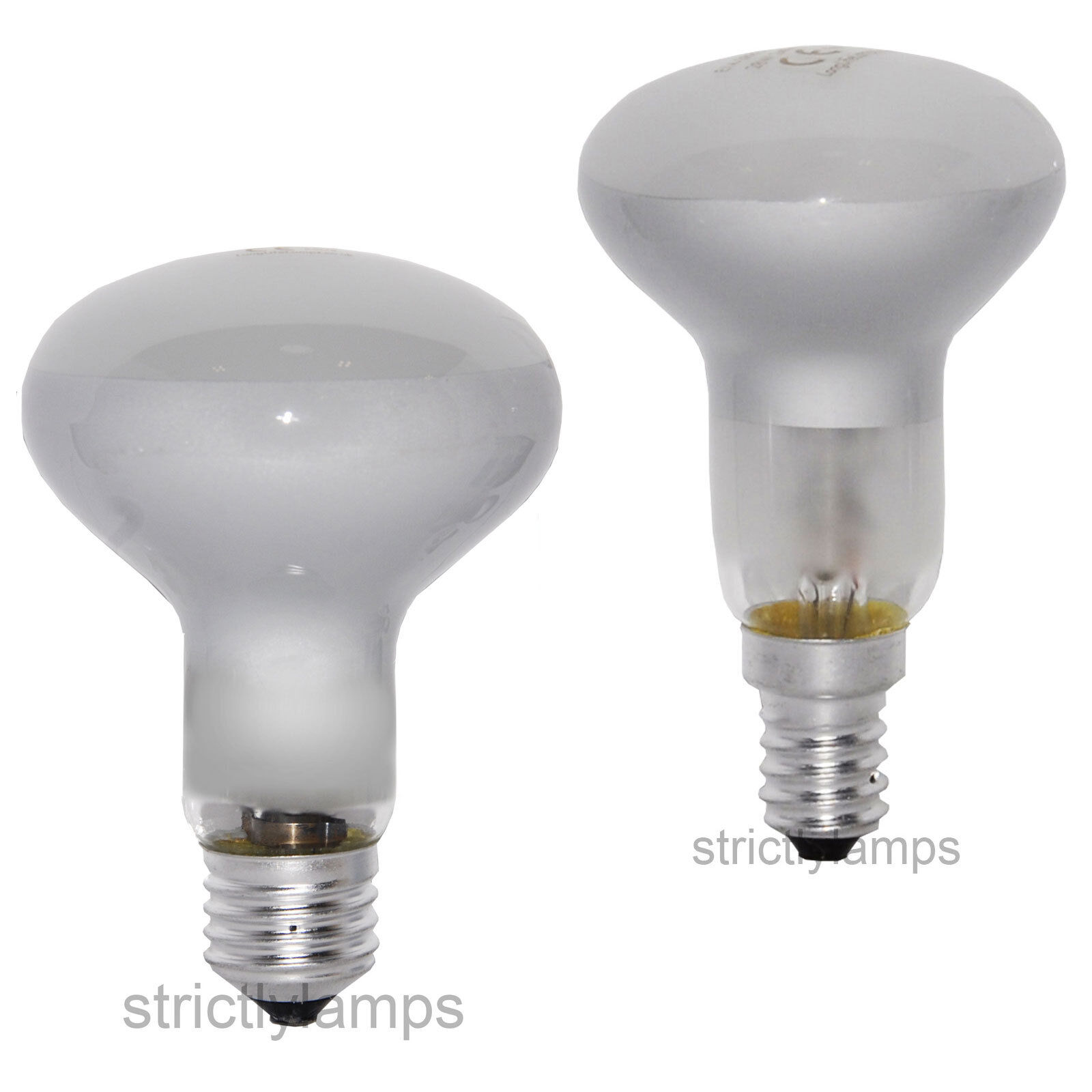 Halogen Energy Saving Eco Reflector 28w Or 42w R50 R63 R80 Light Bulbs Ebay