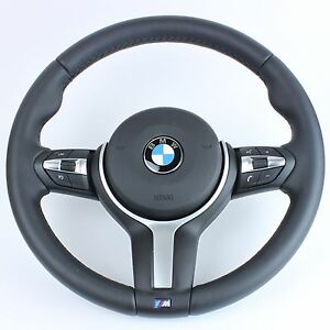 bmw m sport steering wheel with airbag 1 3 4 series f20. Black Bedroom Furniture Sets. Home Design Ideas