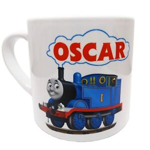 NEW Personalised Thomas the Tank Engine mug 6oz child mug cup tea