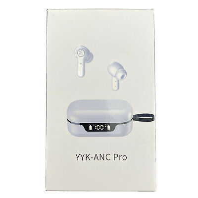 Wireless Headphones YYK-ANC Pro Bluetooth Earphones Earbuds For iPhone Android