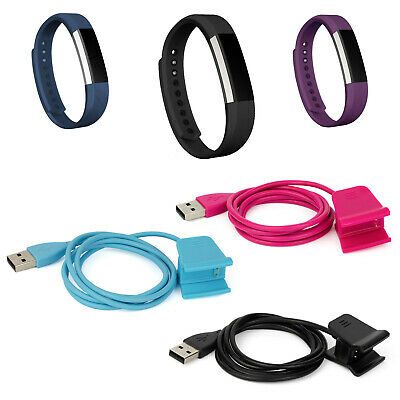 Smart Ladekabel (USB Ladekabel Fitbit Alta HR Smartwatch Fitness Tracker Ladegerät Ladeadapter)