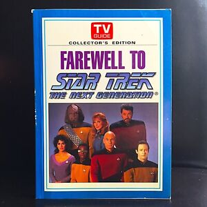 """1994 """"Farewell to Star Trek TNG"""" Collector's edition"""