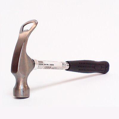 Feierabendhammer Brotzeithammer Flaschenöffner Hammer mit Bieröffner 280 g
