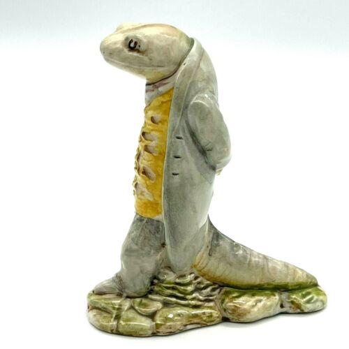 Vtg Beatrix Potter Figurine Sir Issac Newton Warne Beswick England 1973