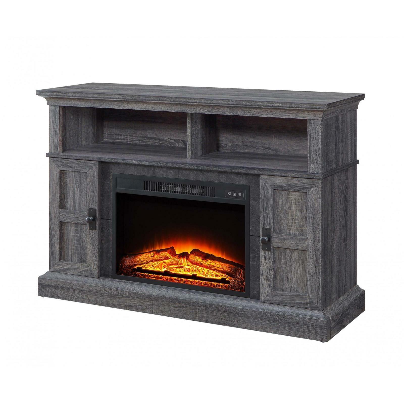 Electric Heater Media Storage Cabinet