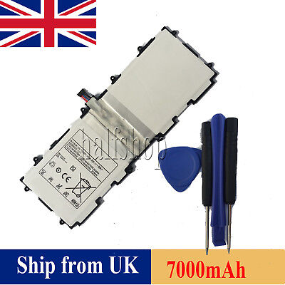 Battery For Samsung Gt-n8013 Galaxy Note 10.1. Sp3676b1a & Sp3676b1a(1s2p) 0