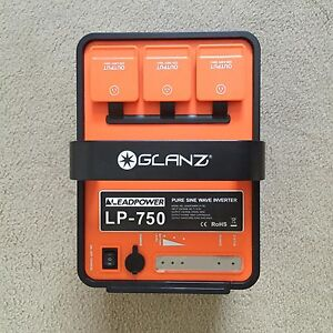 glanz LP750 Inverter - Take your lights out on location! Bondi Beach Eastern Suburbs Preview