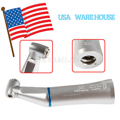 Dental Yabangbang Low Speed Contra Angle Handpiece Inner Water Spray Push Button