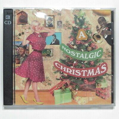 A Nostalgic Christmas 3 CD Set Sealed Various Artists Classic Songs ()
