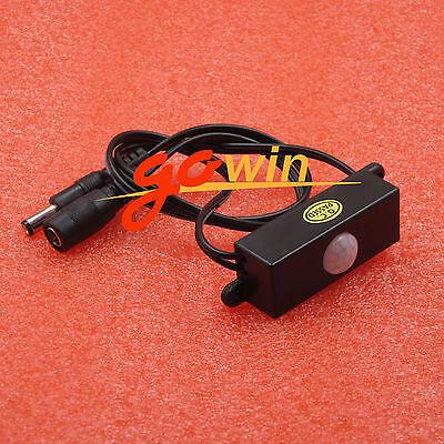 Mini Aotomatic Led Strip Pir Infrared Motion Sensor Detector Switch Dc5-24v L1st