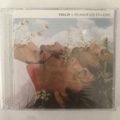 Caolín Mix los Colores CD 12 Títulos Nuevo en Blíster
