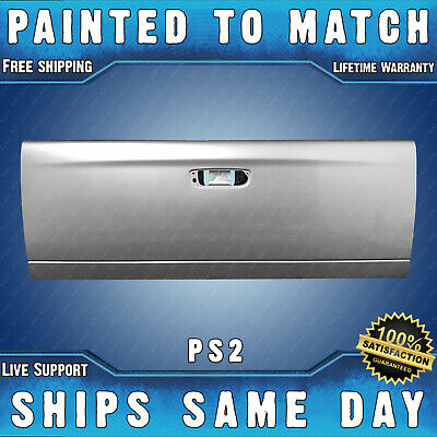 NEW *Painted PS2 Silver* Tailgate for 2002-2009 Dodge Ram Pickup 1500 2500 3500